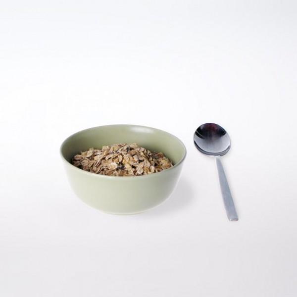 Dinkelmüsli mit Schoko 2 Portionen